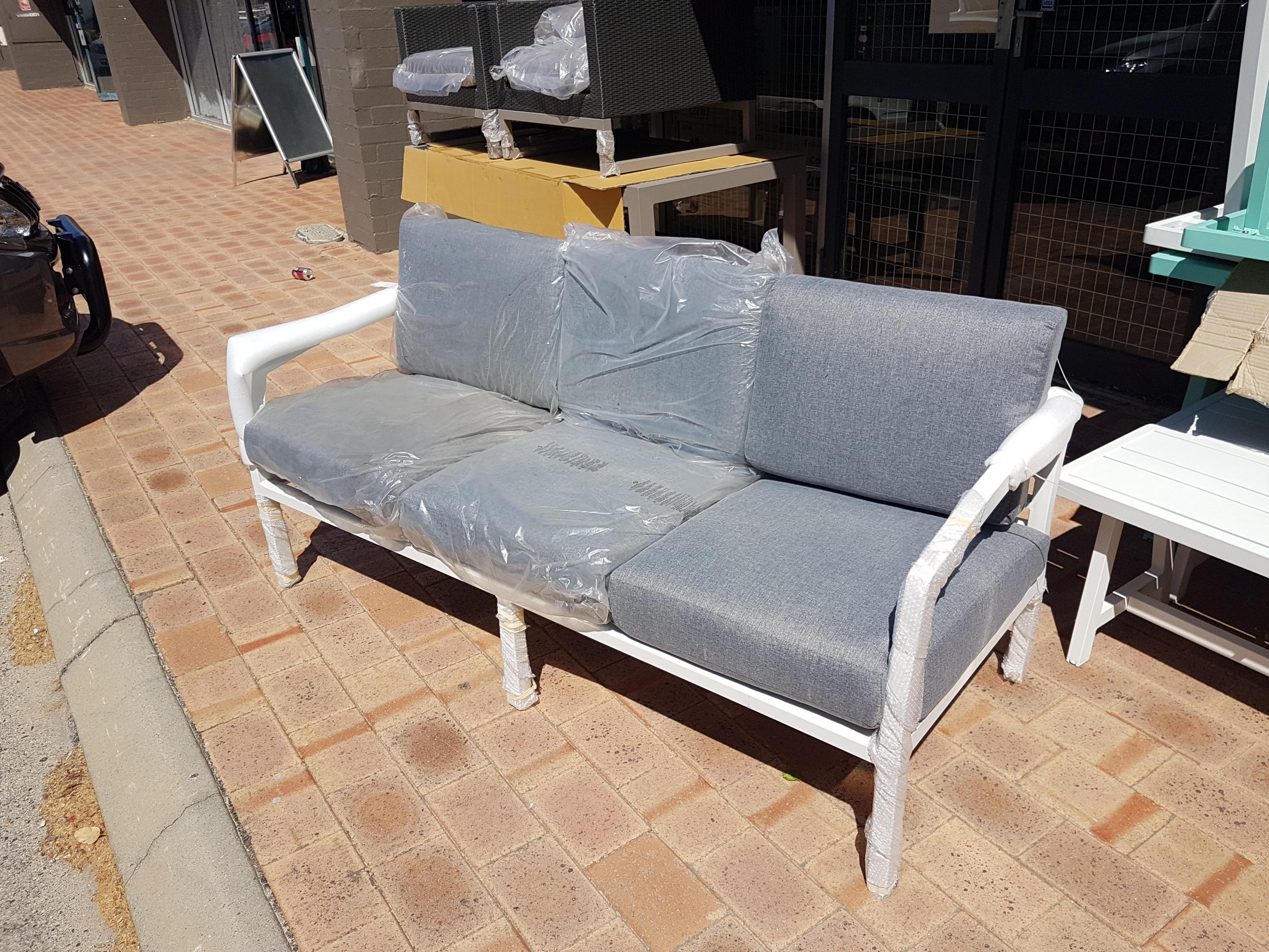 3 seater Outdoor Sofa | Welcome to Priced Right Furniture